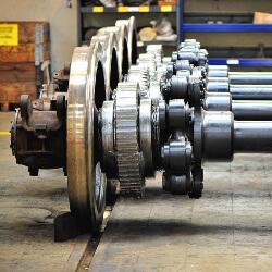 Rénovation de matériel roulant Arterail